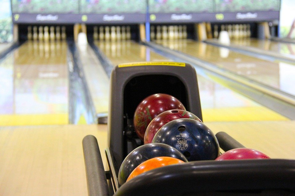 Bowling, Colorful, Bowling Balls, Bowling Pin