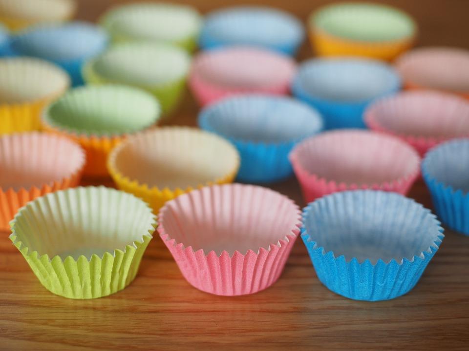 Paper Cups, Ramekins, Bowls, Muffin Cups, Bake