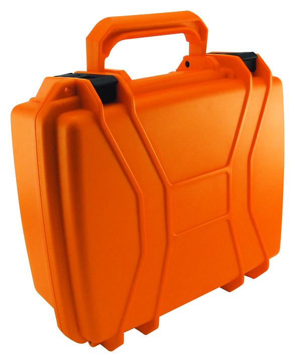 Handle, Isolated, Luggage, Box