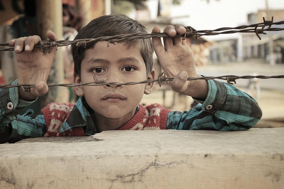 Indian, Child, People, Kid, Children, Boy, Poor