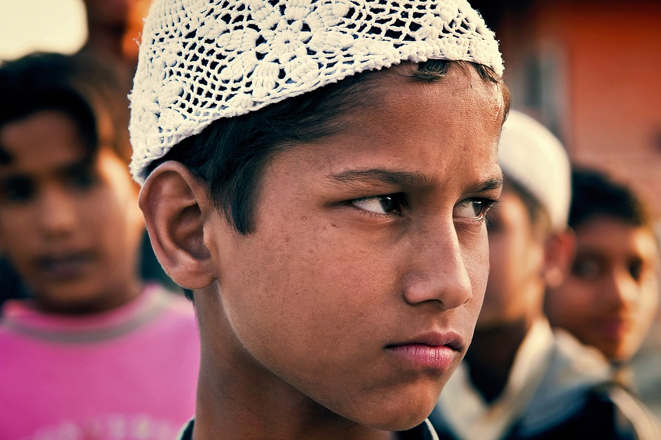 Indian, Boy, Team, Child, Male, Asian, Ethnic, Culture