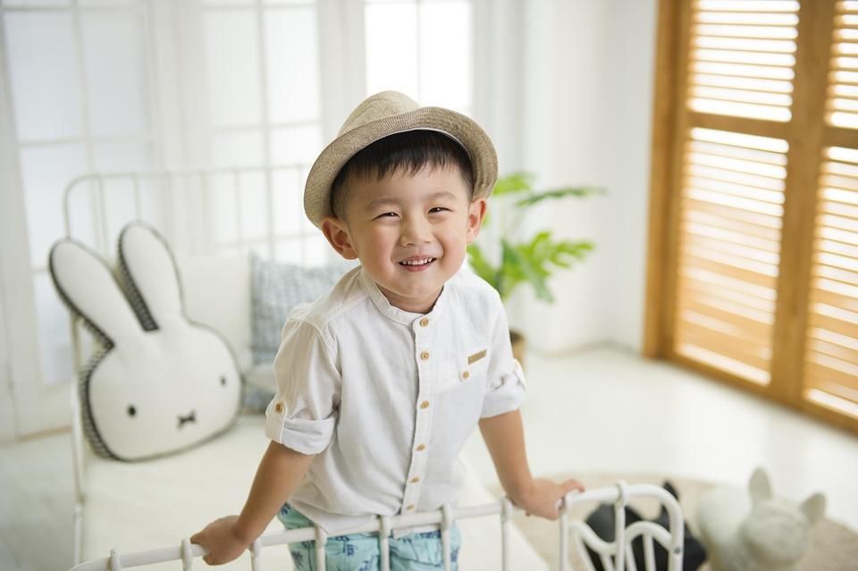 Boy, Smile, Chineseboy, Handsome