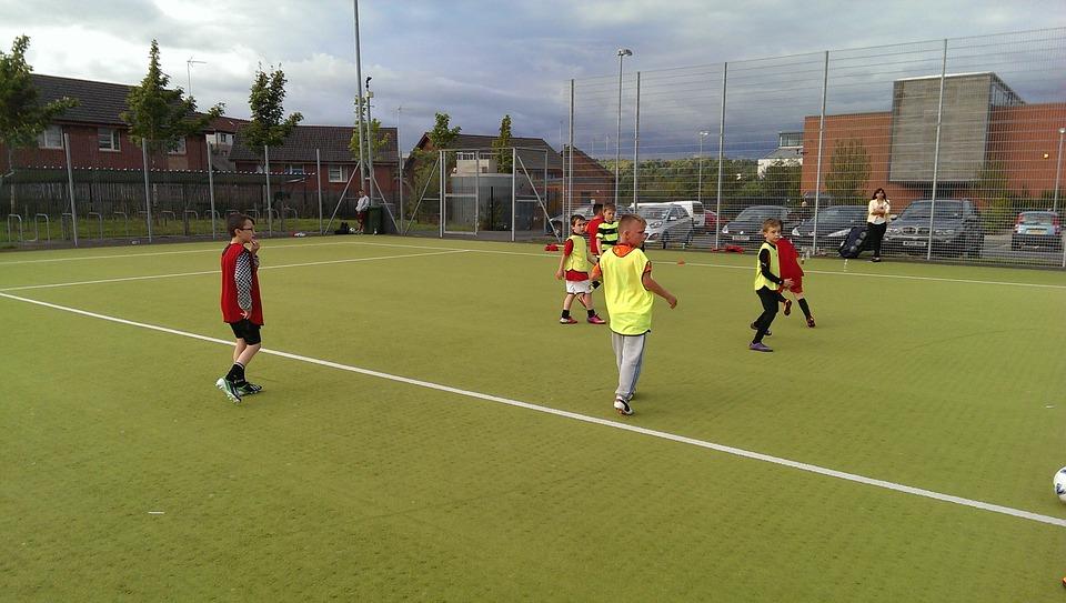 Sports, Football, Soccer, Kids, Boys, Sport, Game, Team