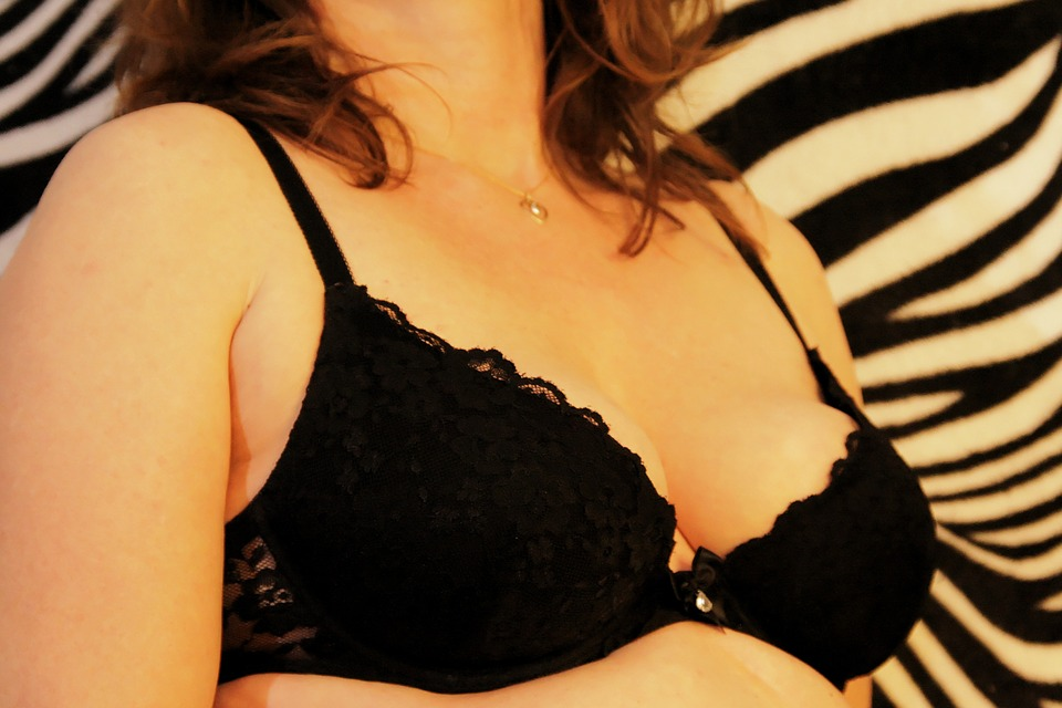 Woman, Bosom, Breasts, Breast, Bra, Pointed, Sexy, Act