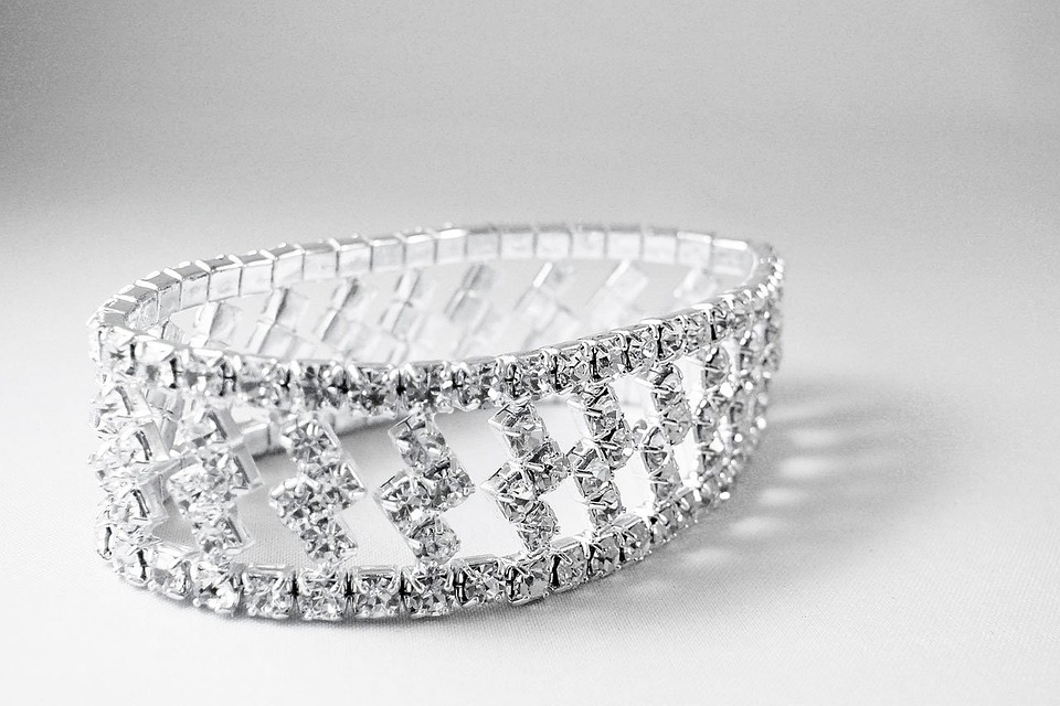 Bracelet, Jewellery, Diamond, Beautiful, Lady, Posh