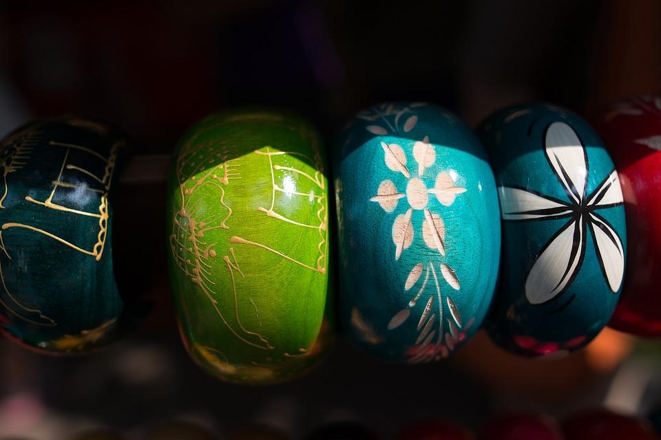 Bracelet, Profit Arm, Colorful, Rock, Jewelry, Colors