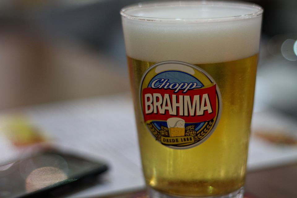 Beer, Brahma, Refreshing, Cold, Happy Hour, Alcohol