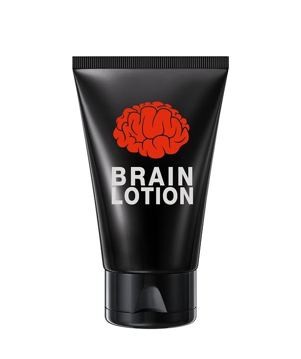 Lotion, Brain, Cream