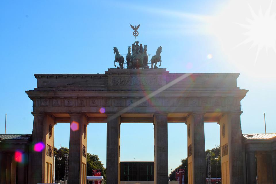 Germany, Brandenburg, Brandenburg Gate, Berlin, Famous