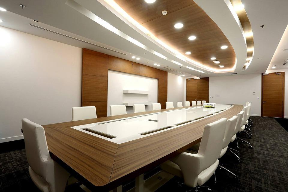 Interior, Office, Corporate, Branding, Meeting, Table