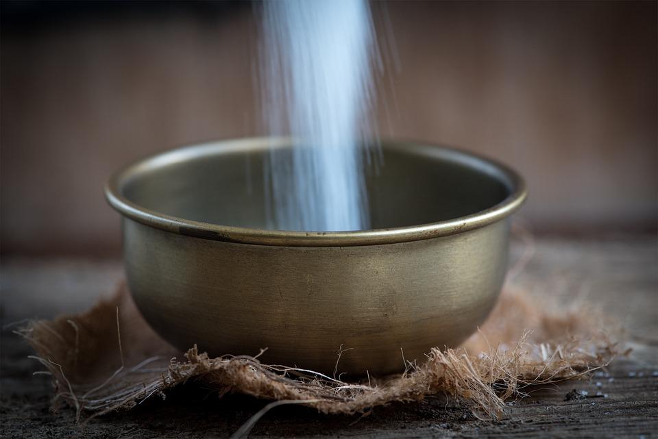 Bowl, Brass Bowl, Brass, Vessel, Old, Antique, Used