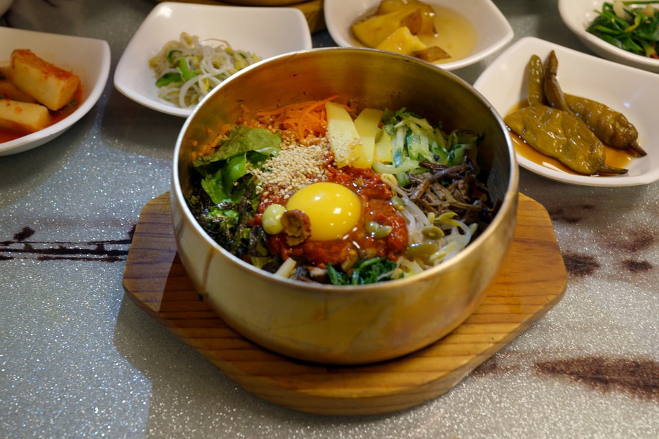 Bibimbap, Jeonju, Brassware, Republic Of Korea