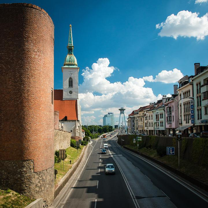 Bratislava, Slovakia, Most Snps