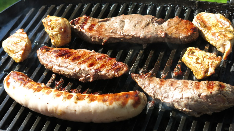 Barbecue, Bratwurst, Grill, Grilled Meats