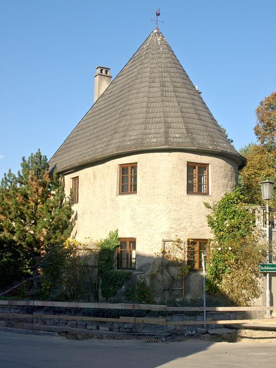 Melk, Brauhausturm, Town Wall, Town Fortification