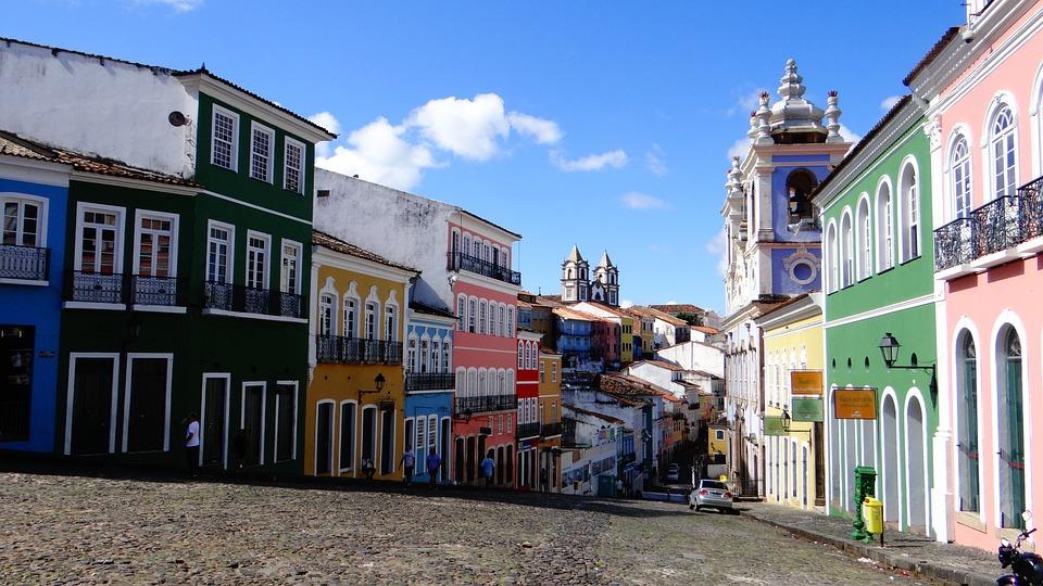 El Salvador, Brazil, Brazilwood, Salvador De Bahia