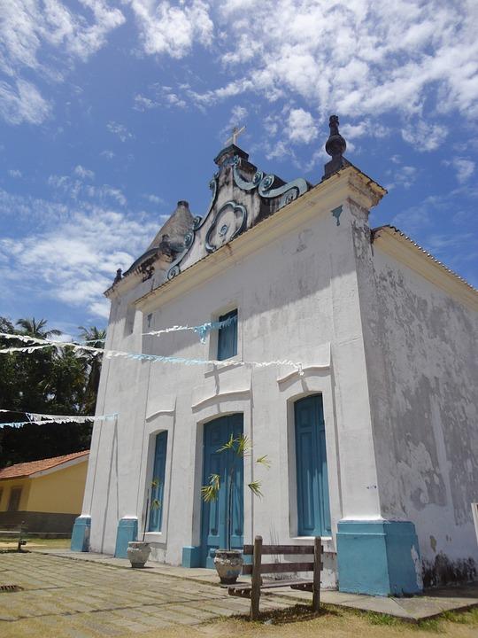 Church, Baroque, Brazil, Bahia, Discovery