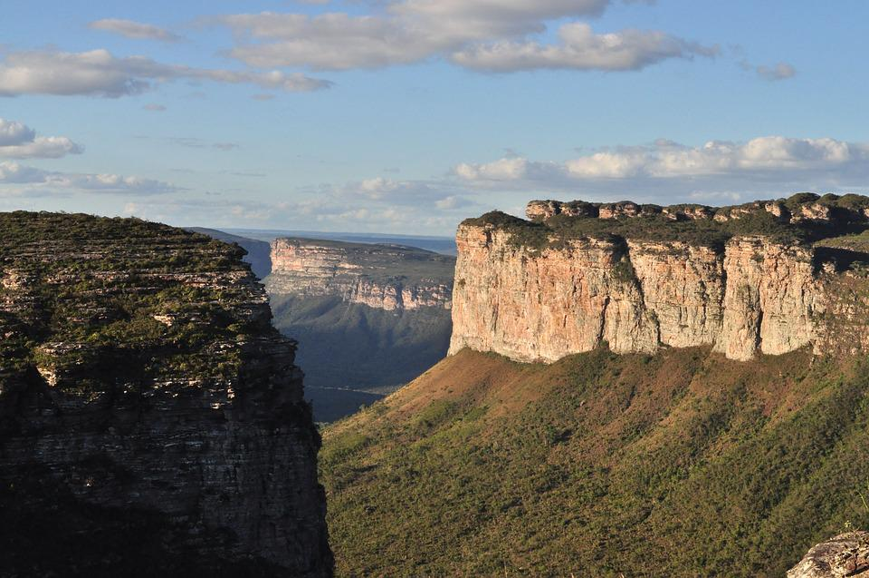 Chapada, Landscape, Brazil, Ride, National Park