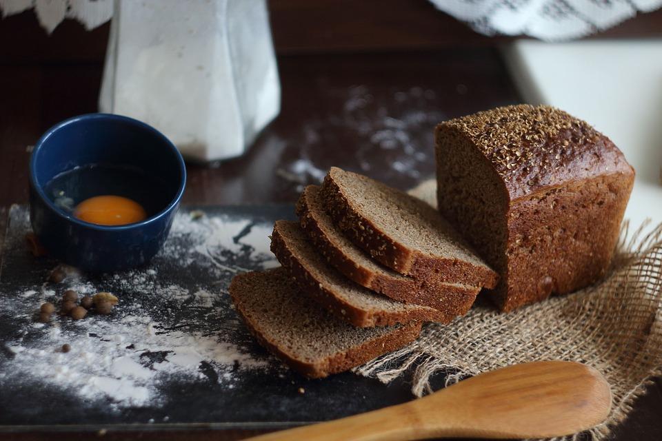 Bread, Lunch, Nutrition, Bun, A Sandwich, Breakfast