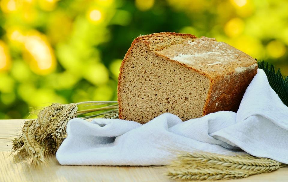 Bread, Cereals, Bake, Baked, Loaf Of Bread, Craft