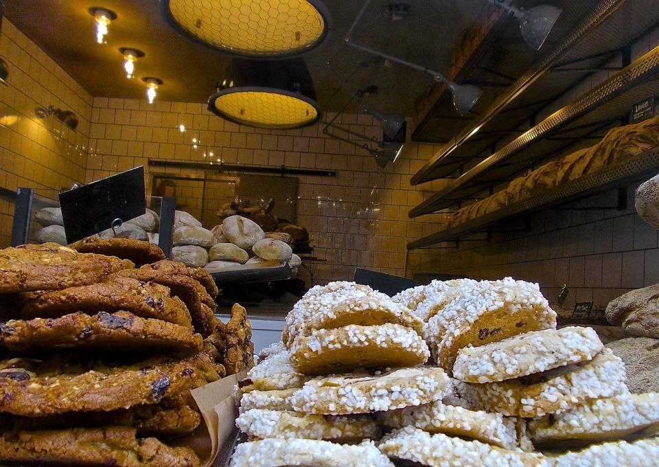 Bread, Bakers, Bakery, Mariatorget, Stockholm