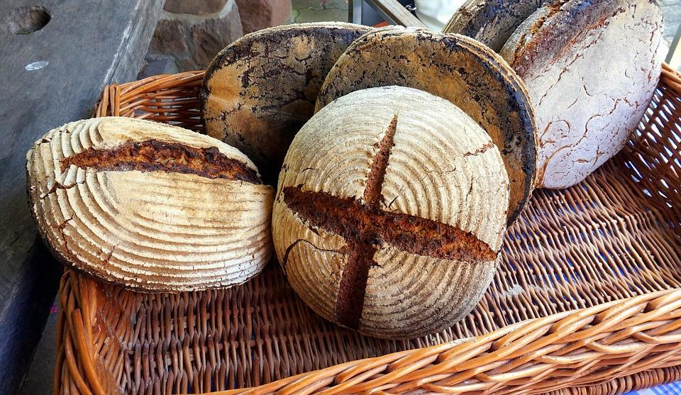Bread Baking, Bread, Fresh, Crust, Bake