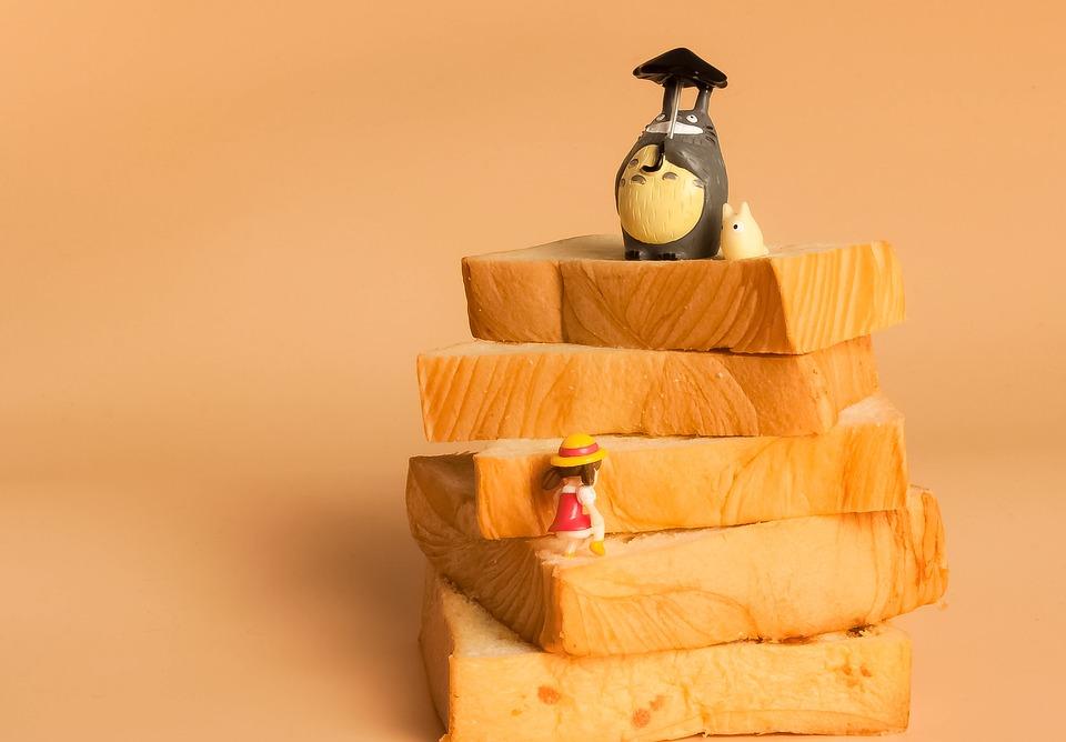 Looking For Totoro, Childhood Dreams, Bread