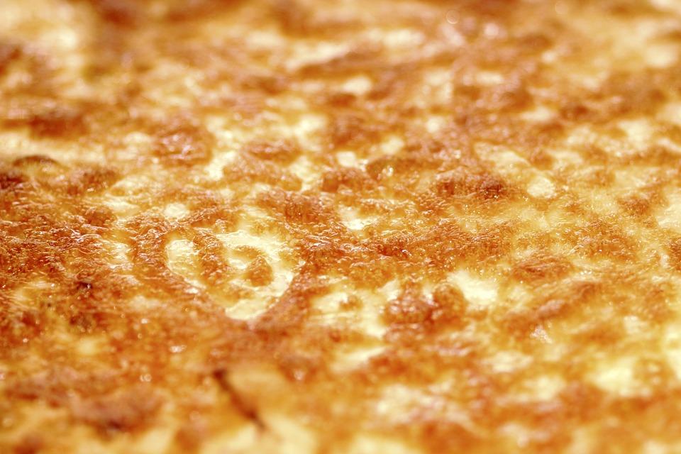 Pizza, Garlic Bread, Cheese, Food, Bread, Baked