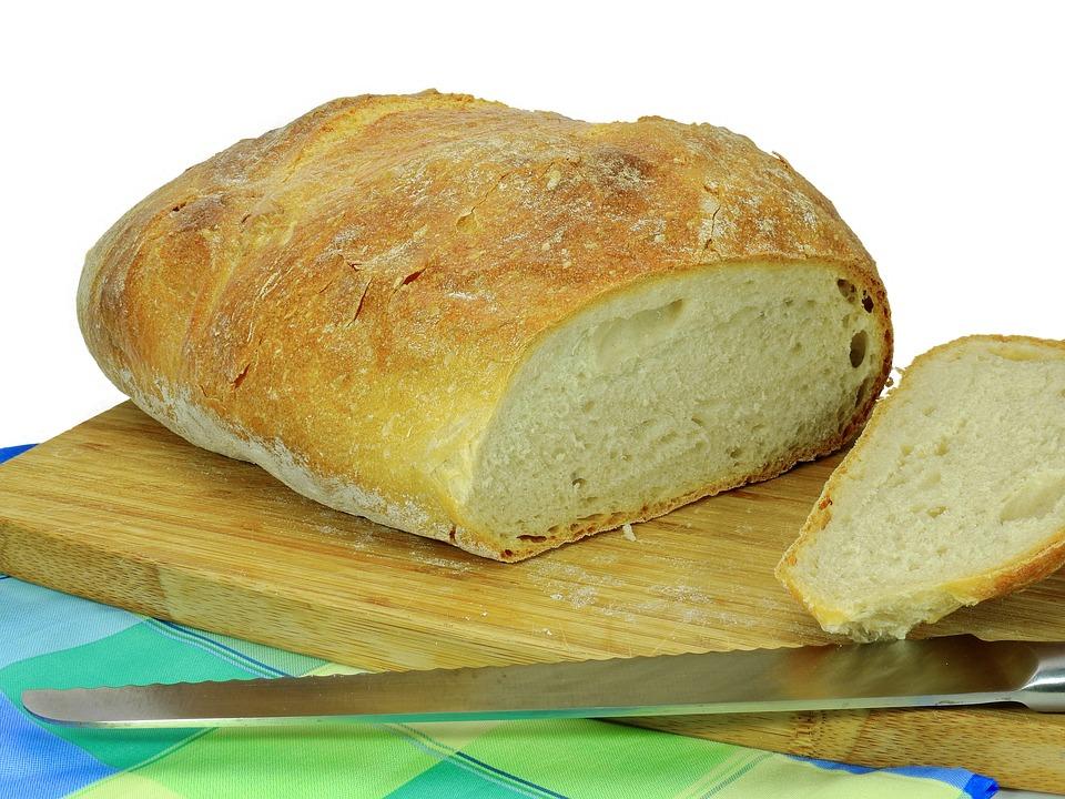 Bread, Baked Goods, Food, Eat, Frisch, Staple Food