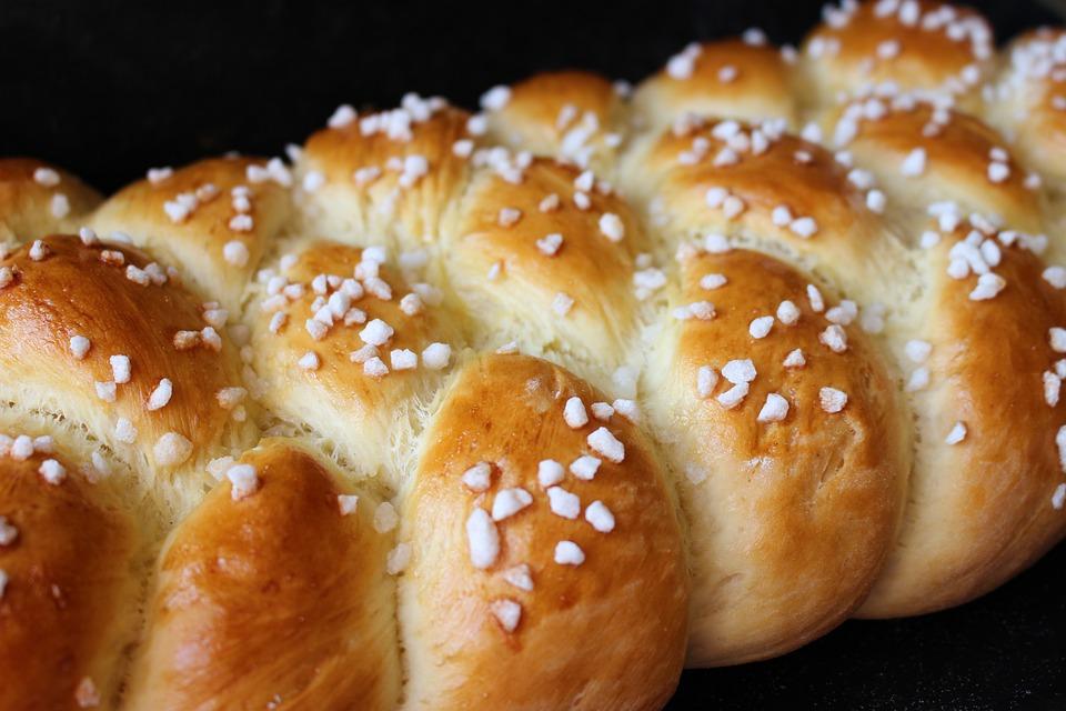 Brioche, Bread, Bakery, Cooking, Hefeteig, Hefekuchen
