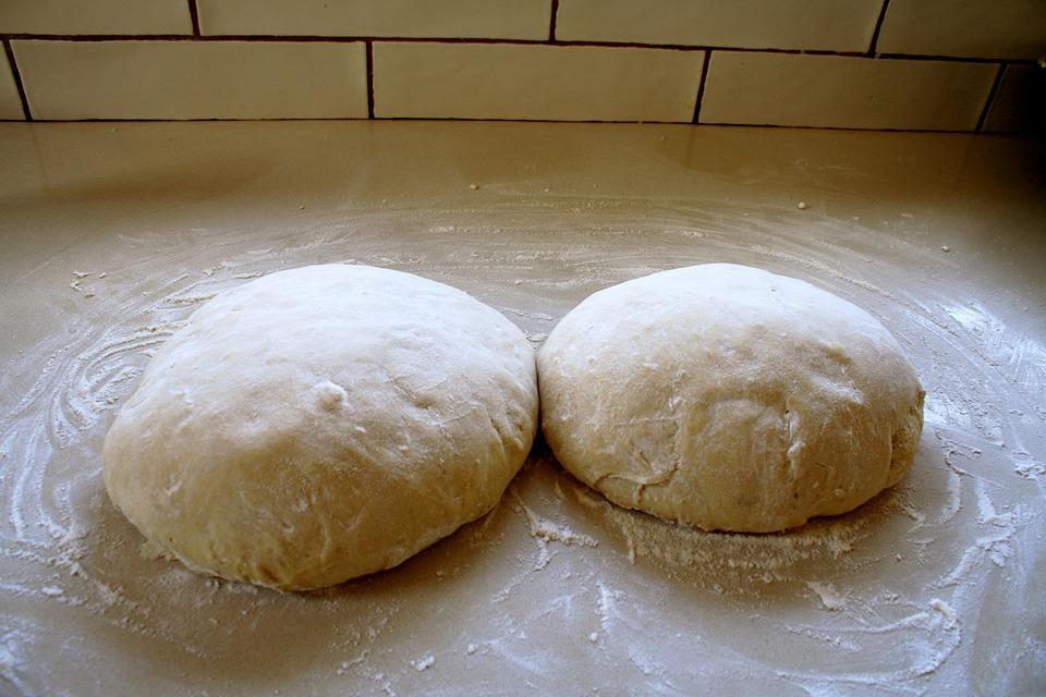 Food, Bread, Kitchen, Meal, Bakery, White, Tasty, Flour