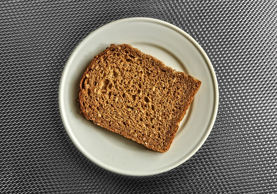 Bread, Slice, Slice Of Bread, Food, Grain, Breakfast