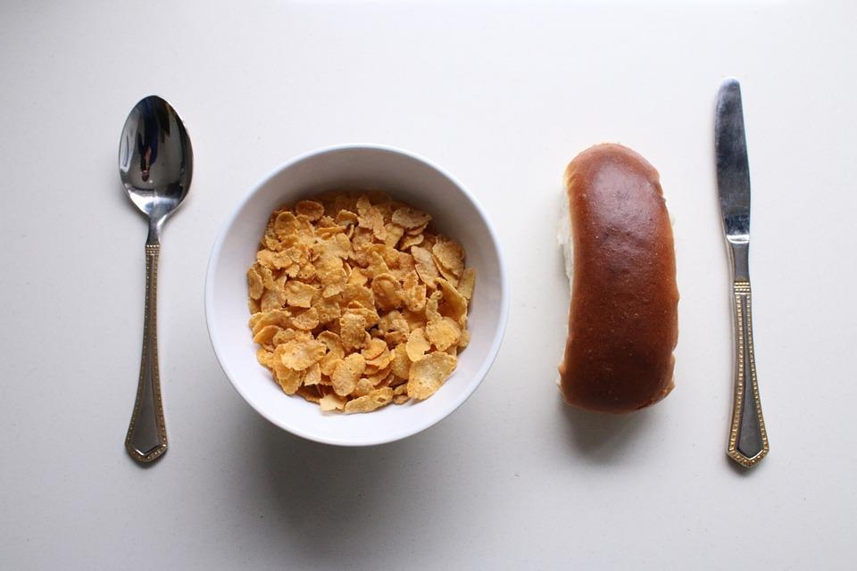 Breakfast, Bread, Food, Tasty, Good Morning