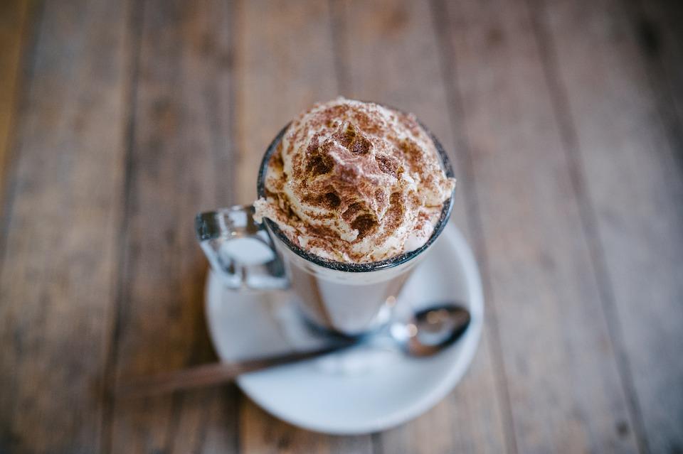 Breakfast, Chocolate, Coffee, Cream, Cup, Dark, Dawn