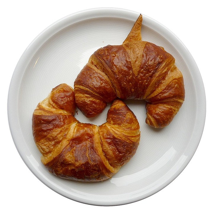 Croissants, Breakfast, Puff Pastry, Puff Squirrels