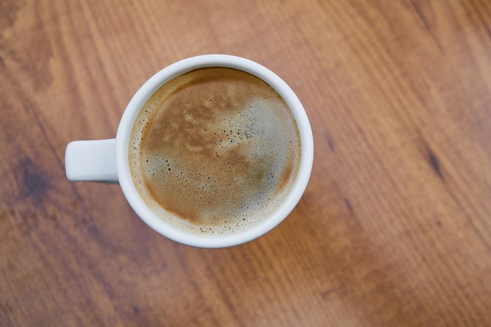 Coffee, Cup, Glass, Espresso, The Drink, Breakfast