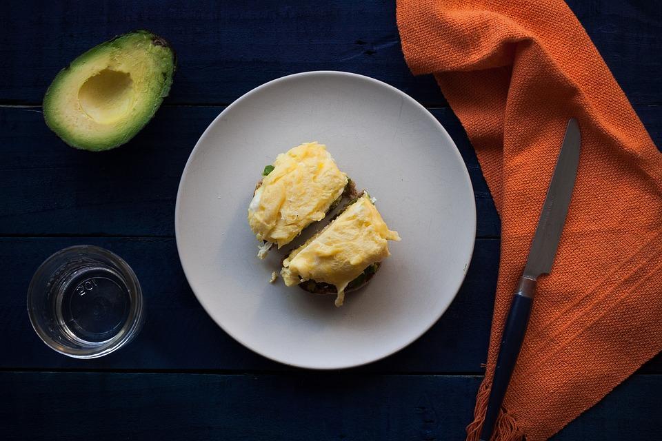 Free photo Breakfast Healthy Diet Meal Eggs Eating Avocado - Max Pixel