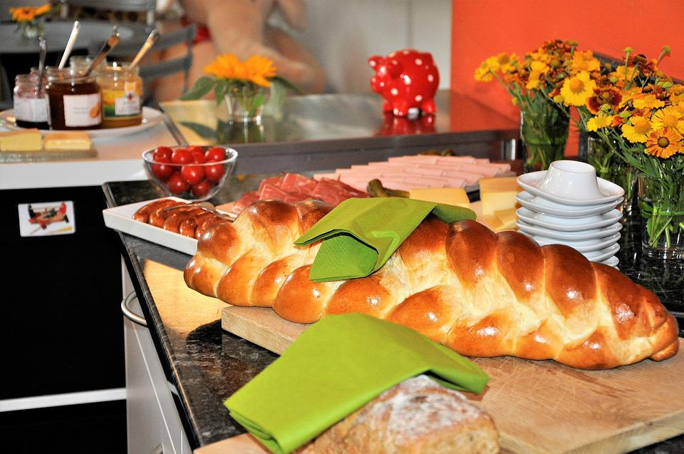 Plait, Breakfast Buffet, Bake, Breakfast