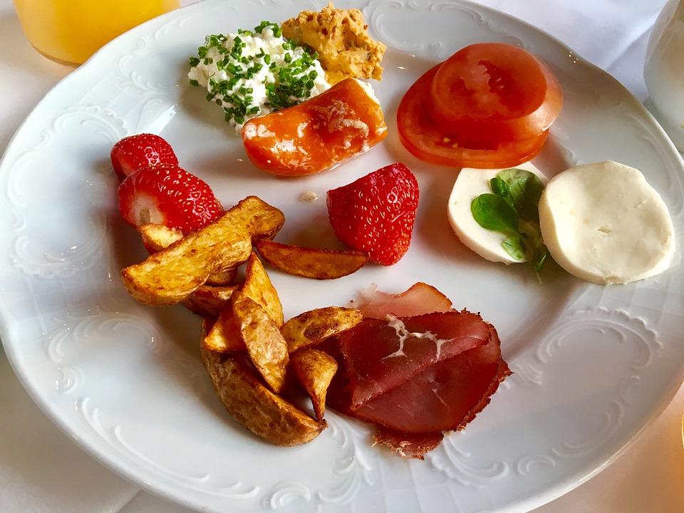 Breakfast, Eat, Healthy, Vegan, Food, Muesli, Milk