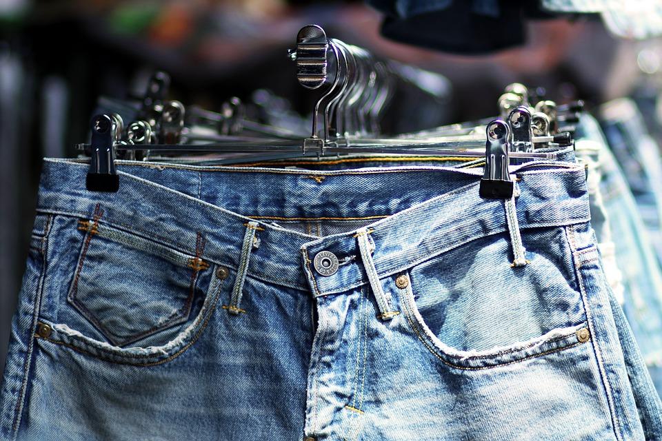 Jaffa, Jeans, Bazaar, Store, Breech