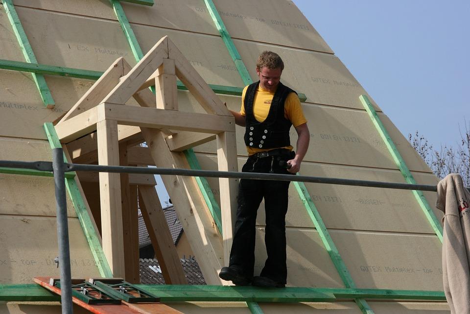 Zimmermann, Roof, Restore, Germany, Bretten