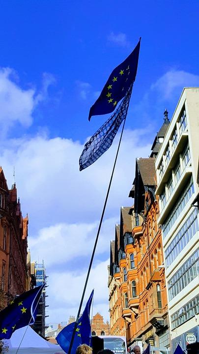 Eu, Europe, Brexit, European, Flag, Remain, Britain