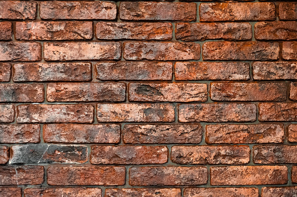 Red, Brick, Wall, Pattern, Background, Texture