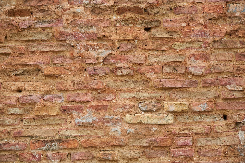 Old Brick Part - 50: Brick, Red, Background, Brick Wall, Old Wall, Old