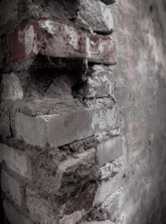 Wall, Home, Structure, Brick, Brick Wall, Facade
