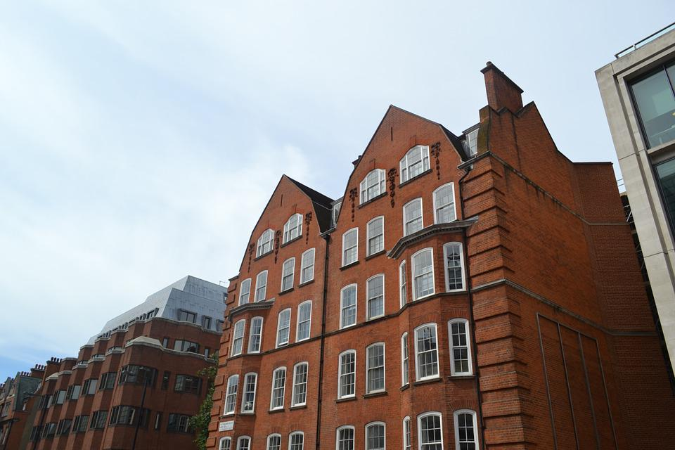 Facade, Brick, Architecture, Building, Old