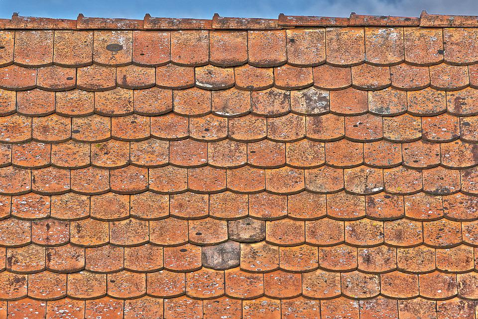 Brick Roof Texture free photo brick pattern tile roof old tile roof texture - max pixel