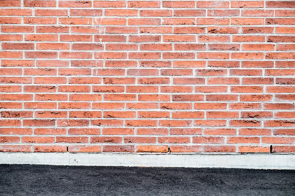 Brick Wall, Background, Wallpaper, Abstract, Pattern