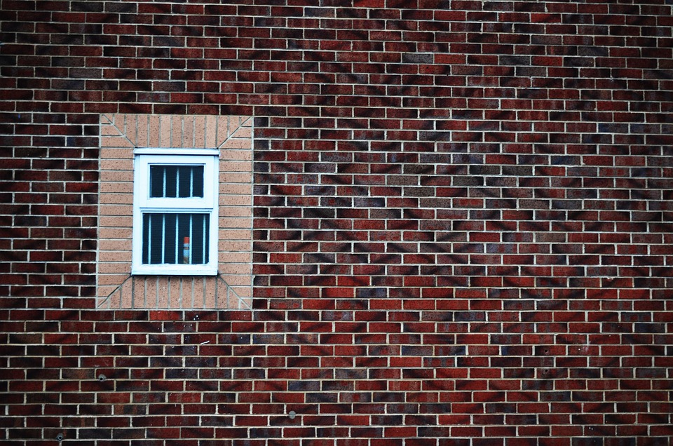 Brick Wall, Brick, Wall, Brickwork, Building