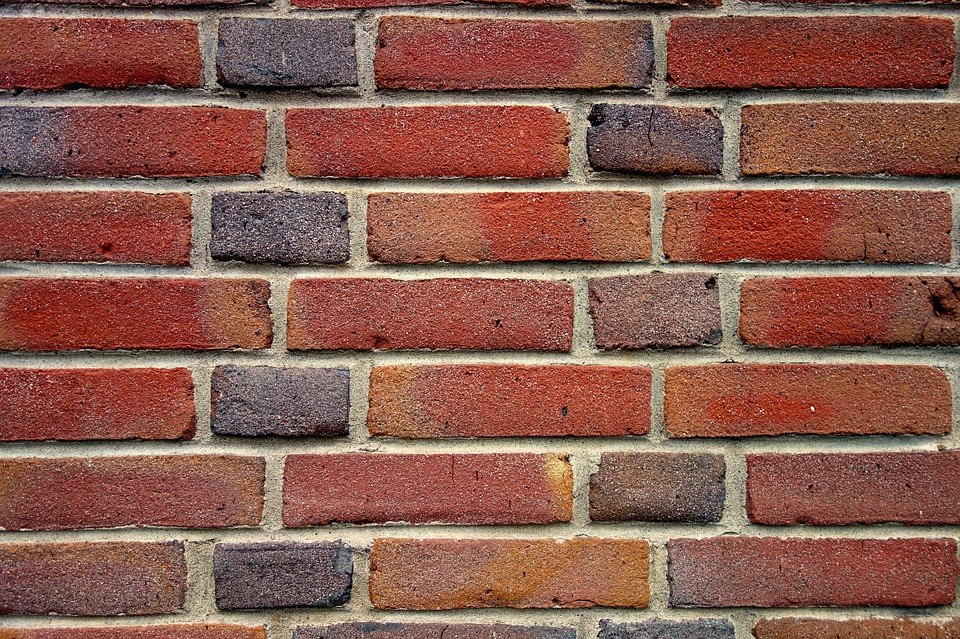 Brick Wall Red Texture